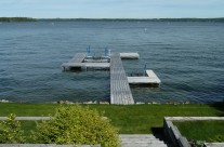 Sylvan Lake Dock