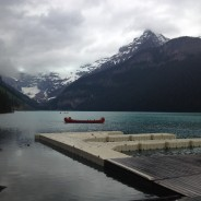 Lake Louise Dock Install
